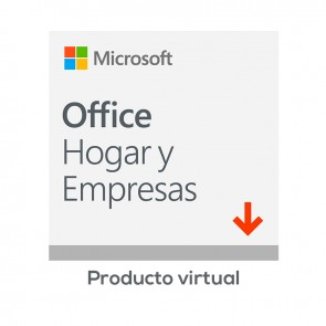 Virtual Licensing (ESD) Microsoft Office Home & Business 2019, 1 License for a 1PC