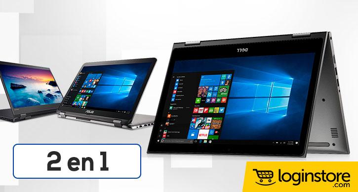 Laptops 2 en 1