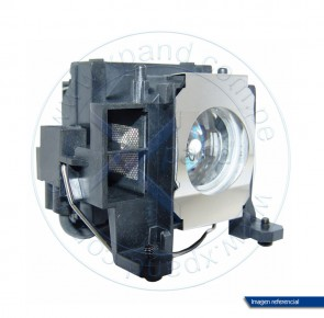 Lampara EPSON ELPLP48 Replacement Projector, para proyectores EPSON PowerLite 1716/ 1720/ 1725/ 1730w/ 1735w multimedia, PowerLite Pro G5150NL.