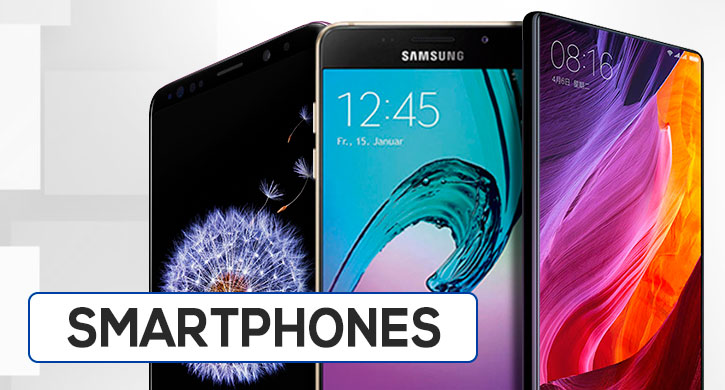 Smartphones Android - SAMSUNG MOVILES